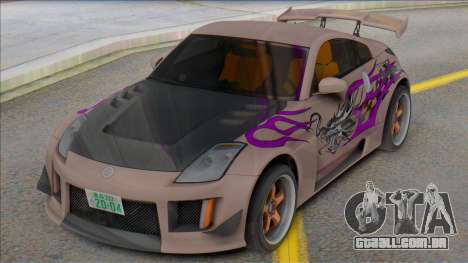 Rachels Nissan 350Z para GTA San Andreas