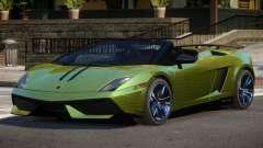 Lamborghini Gallardo LP570 SR L7 para GTA 4