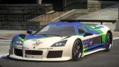 Gumpert Apollo Drift L6 para GTA 4