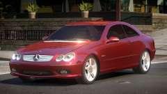 Mercedes Benz CLK 63 V1.3 para GTA 4
