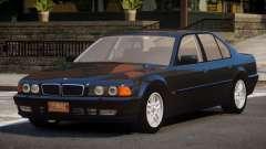 1997 BMW 750i E38 para GTA 4
