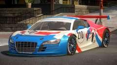 2010 Audi R8 LMS PJ3 para GTA 4