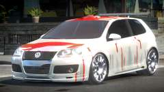 Volkswagen Golf GTI Drift PJ1 para GTA 4