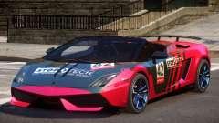 Lamborghini Gallardo LP570 SR L8 para GTA 4