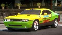 Dodge Challenger SRT8 GST L6 para GTA 4