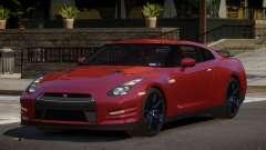 Nissan GT-R GST