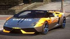 Lamborghini Gallardo LP570 SR L10 para GTA 4