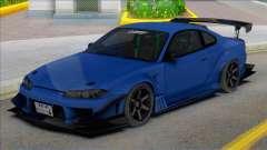 Nissan Silvia S15 RHD Tuning para GTA San Andreas