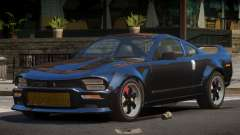 Ford Mustang Aggressive Style