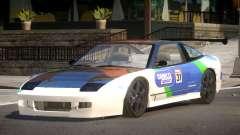 Nissan 240SX GS L3 para GTA 4