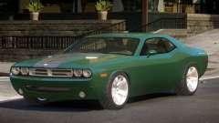 Dodge Challenger SP para GTA 4