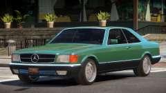 1991 Mercedes Benz W126 para GTA 4