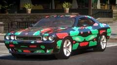 Dodge Challenger SRT8 GST L9 para GTA 4