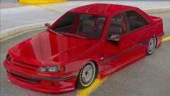 Peugeot Pars (v2) (ivf) para GTA San Andreas