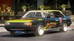1985 Audi 80 B2 PJ2 para GTA 4