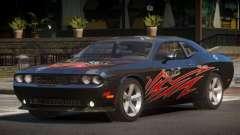 Dodge Challenger R-Tuned L10 para GTA 4