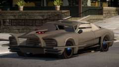 Ford Mustang 67 From Mad Max