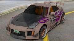 Rachels Nissan 350Z