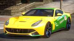 Ferrari F12 PSI L3 para GTA 4