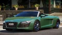 Audi R8 FSI SR para GTA 4