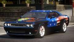 Dodge Challenger SRT8 GST L8 para GTA 4