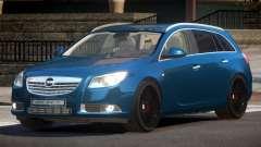 Opel Insignia UL para GTA 4