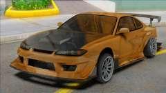 Nissan Silvia S15 DCL - Clean version para GTA San Andreas