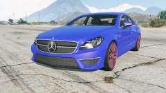 Mercedes-Benz CLS 63 AMG (C218) 2011 para GTA 5