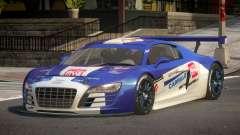 2010 Audi R8 LMS PJ1 para GTA 4
