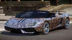 Lamborghini Gallardo LP570 SR L5 para GTA 4