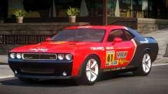 Dodge Challenger SRT8 GST L10 para GTA 4
