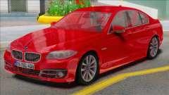 BMW 525i F10 REAL CAR