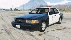 Ford Crown Victoria LAPD para GTA 5