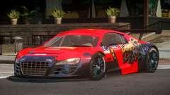 2010 Audi R8 LMS PJ8 para GTA 4