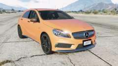 Mercedes-Benz A 45 AMG 4MATIC (W176) 2013 para GTA 5