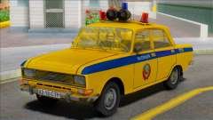 ASLK Moscou 2140 Polícia Soviética 1982 para GTA San Andreas