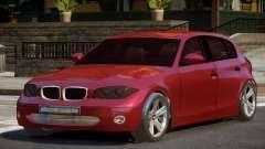BMW 118i HK para GTA 4