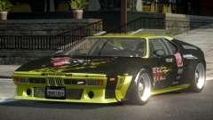 1979 BMW M1 PJ10 para GTA 4