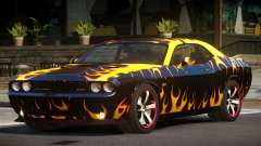 Dodge Challenger Drift L5 para GTA 4
