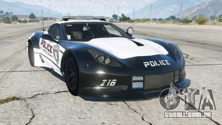 Chevrolet Corvette C7.R Pursuit Edition add-on para GTA 5