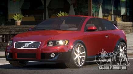 Volvo C30 RSC para GTA 4