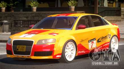 Audi RS4 B7 L4 para GTA 4