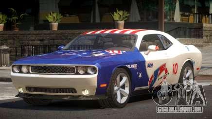 Dodge Challenger R-Tuned L6 para GTA 4