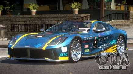 Grotti Itali GTO L9 para GTA 4