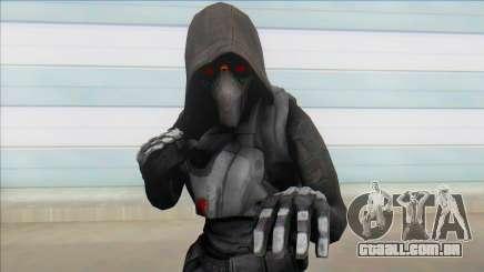 Loki Infiltred from SMITE para GTA San Andreas