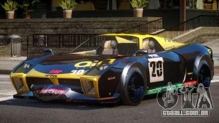 Island Car from Trackmania PJ6 para GTA 4