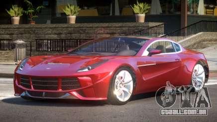 Dewbauchee Seven-70 para GTA 4