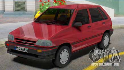 Kia Pride (Korean Edition) para GTA San Andreas