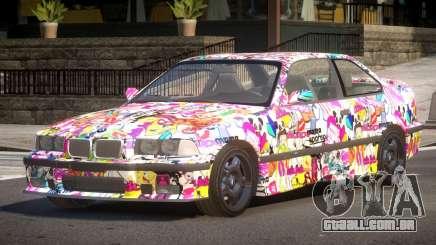 1992 BMW M3 E36 L8 para GTA 4