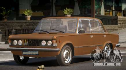 1985 Fiat 125P para GTA 4